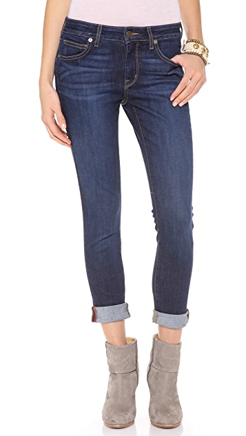 Rich & Skinny The Relaxed Ankle Crop Jeans