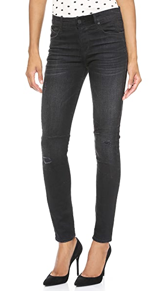 RtA High Waisted Jeans