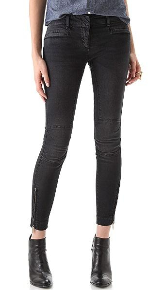 R13 Moto Jeans