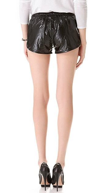 R13 Gym Shorts
