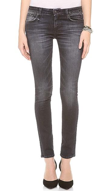 R13 Low Skinny Jean