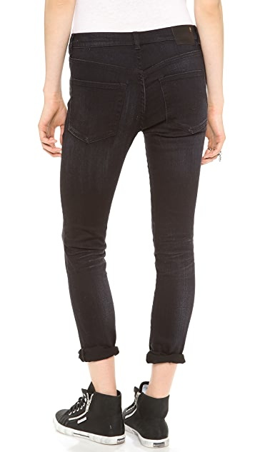 R13 Slouchy Skinny Jeans