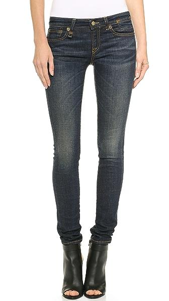 R13 X Skinny Jeans