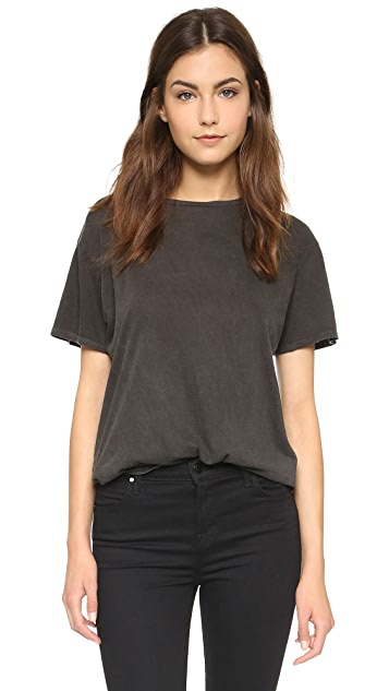 R13 Cotton Cashmere Boy Tee