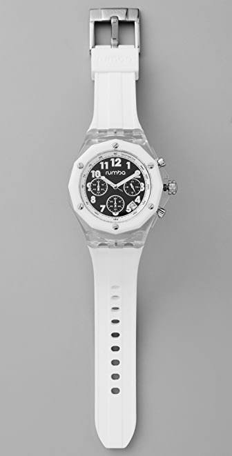 RumbaTime Snow Patrol Mercer Watch