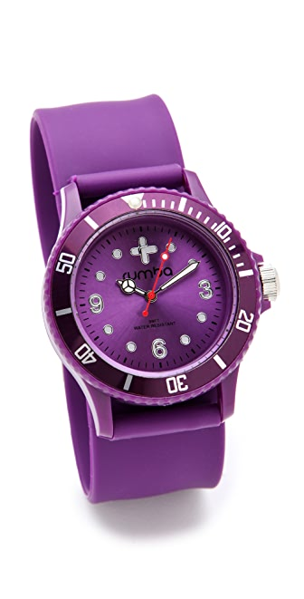 RumbaTime Grapesicle Perry Slap Watch