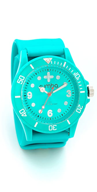 RumbaTime Electric Wave Perry Slap Watch