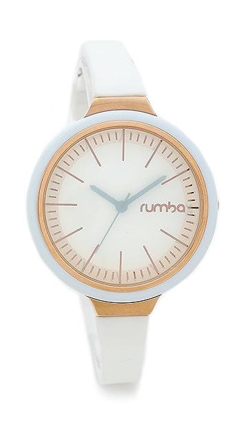 RumbaTime Orchard Enamel Watch