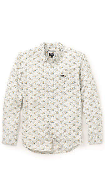RVCA Fever Flower Shirt