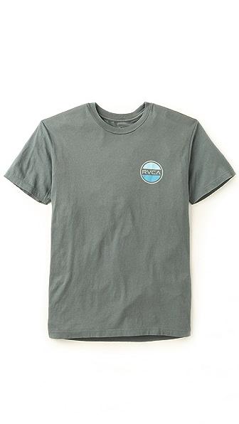 RVCA Station T-Shirt