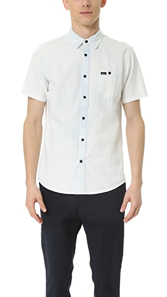 RVCA Cirrus Short Sleeve Shirt