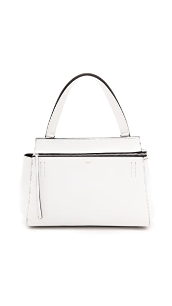 Rachel White Vintage Celine Medium Edge Bag