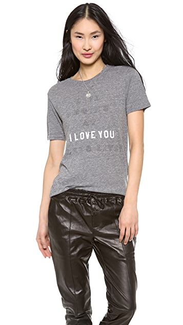 Rxmance Let's Live Tee