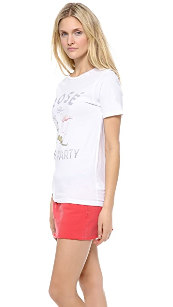 Rxmance Wine Party Tee