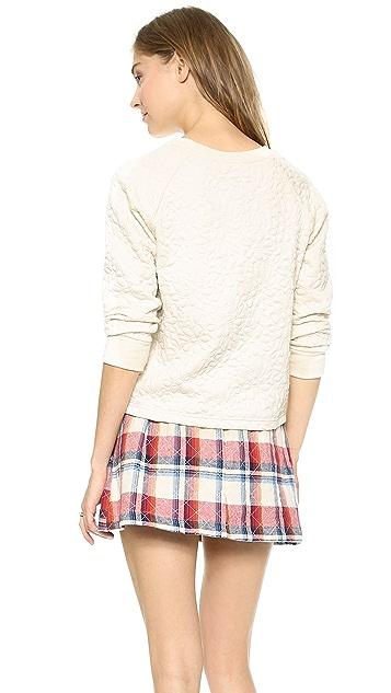 Ryder Quilted Sweatshirt