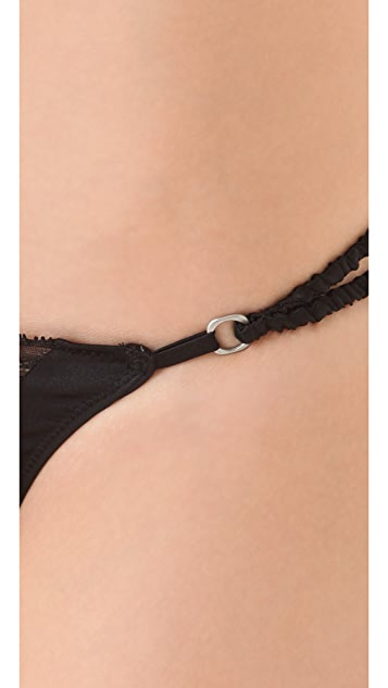 Samantha Chang Lingerie Beloved Lilly Thong