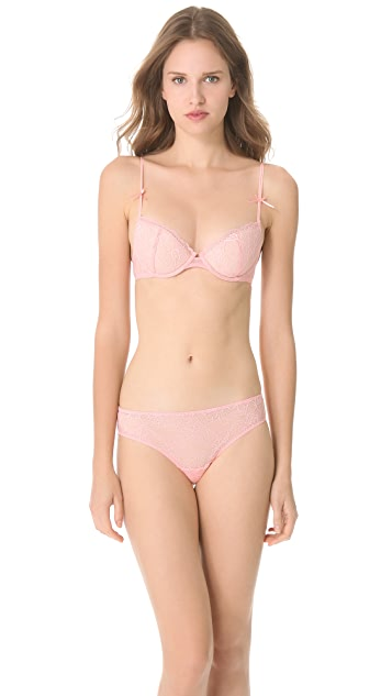 Samantha Chang Lingerie All Lace Briefs