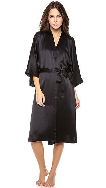 Samantha Chang Lingerie Classic Kimono