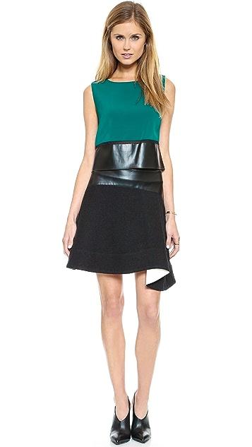 Sachin & Babi Nicole Landern Skirt