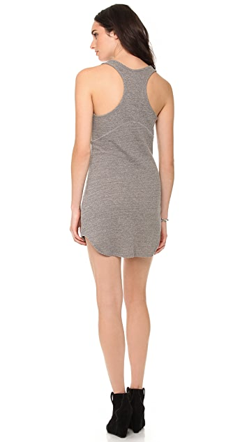 MODERNSAINTS Racer Back Combo Dress