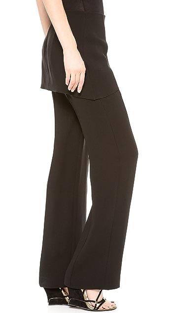 Sally LaPointe Skirt Pants