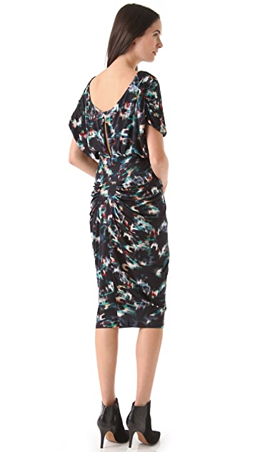 Saloni Apsara Printed Dress