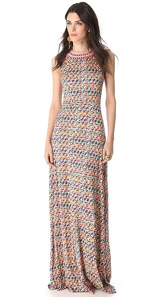Saloni Ines Maxi Dress