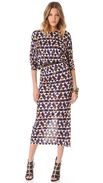 Saloni Lara Dolman Dress