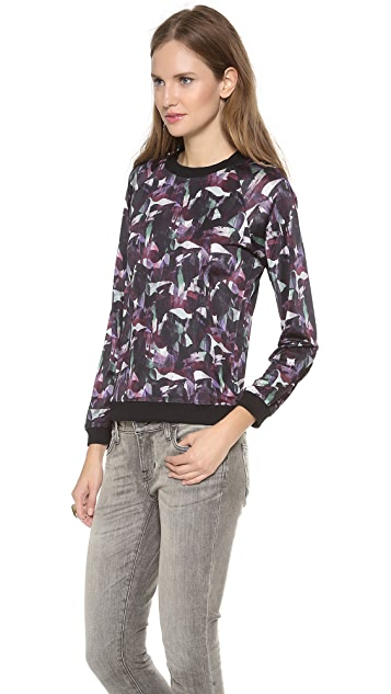 Saloni Printed Top