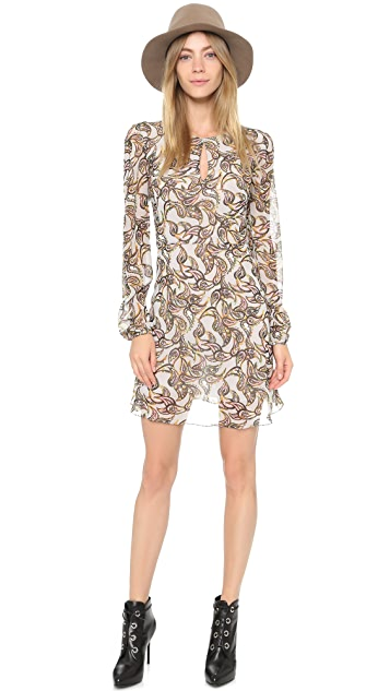 Saloni Lawrence Dress