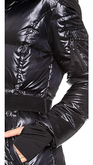 SAM. Soho Jacket with Belt