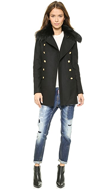 SAM. Major Double Breasted Coat