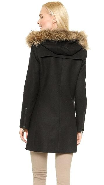 SAM. New University Coat