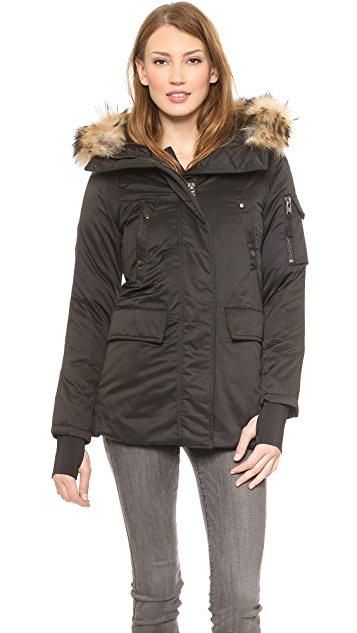 SAM. Glacier Drawstring Jacket