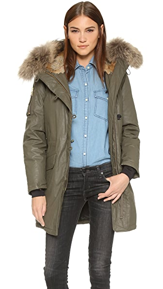 SAM. Double Downtown Parka