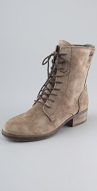 Sam Edelman Karla Suede Flat Boots
