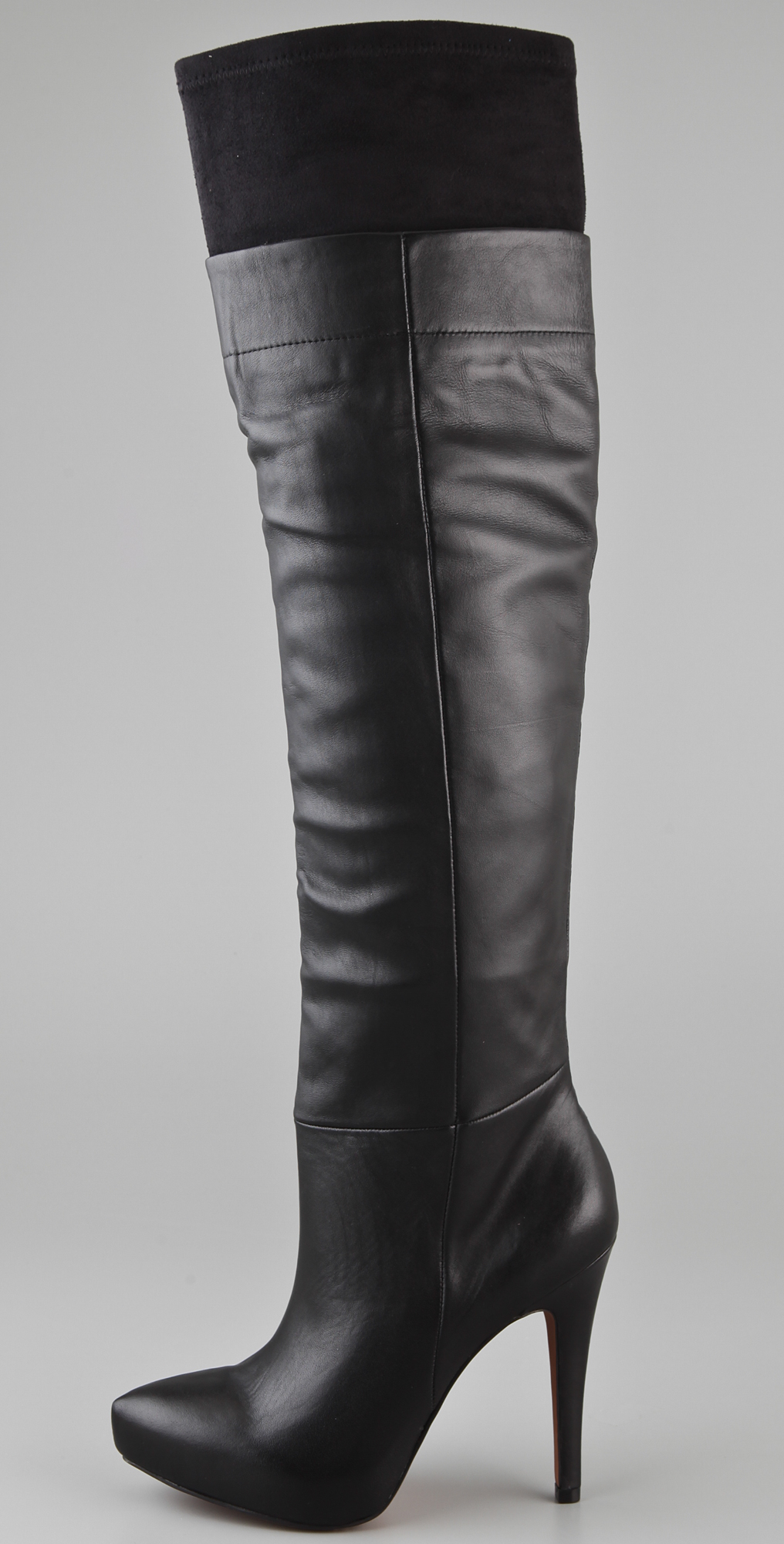 5a7127321d6b9 Sam Edelman Remy Over the Knee Top Line Boots