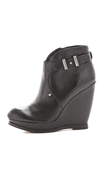 Sam Edelman Dalton Platform Wedge Booties