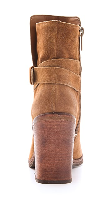 Sam Edelman Perry Wrap Strap Booties