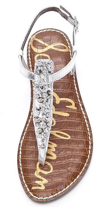 Sam Edelman Gwyneth T Strap Sandals