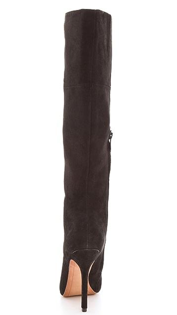 Sam Edelman Empire Suede Boots
