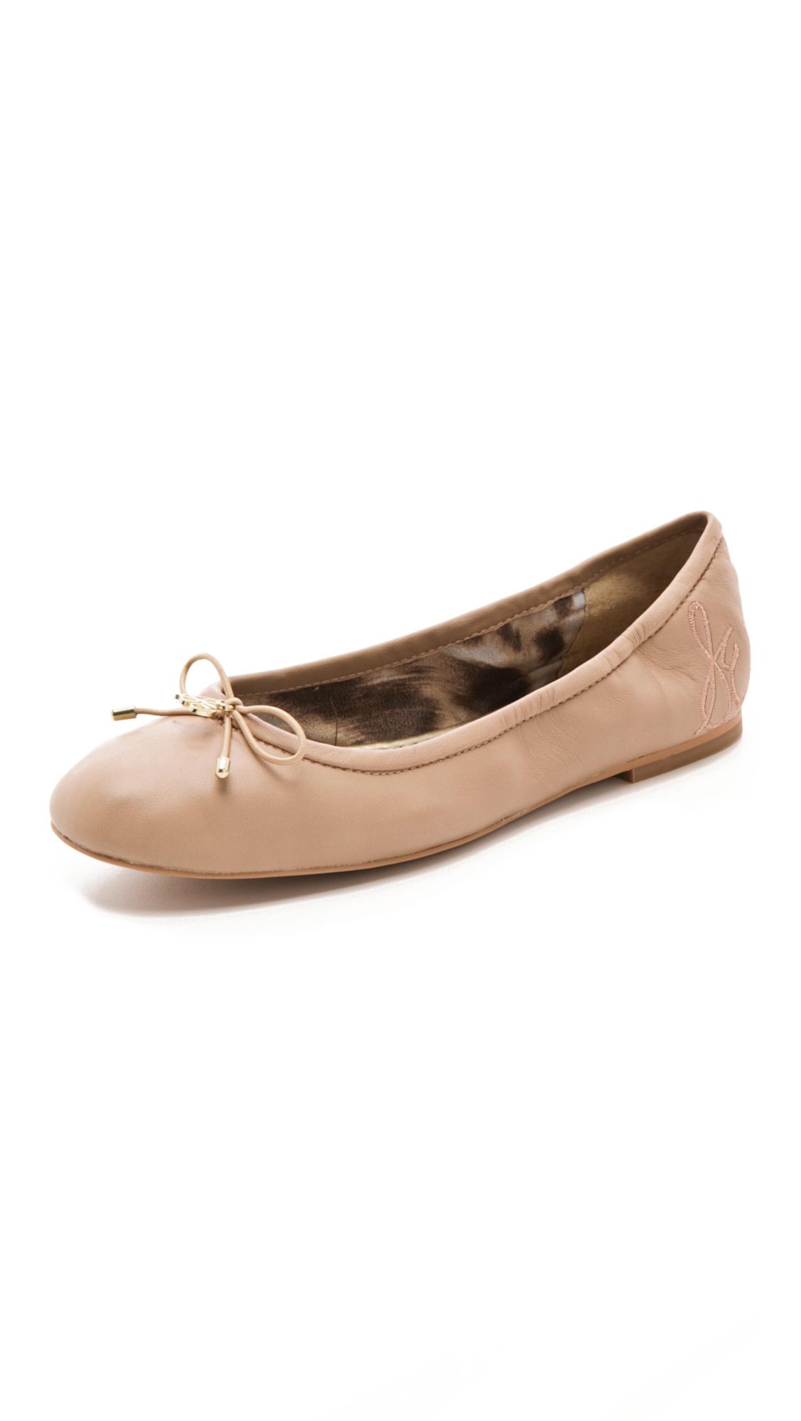 Sam Edelman Suede Ballerinas Gr. US 7 u14J0P