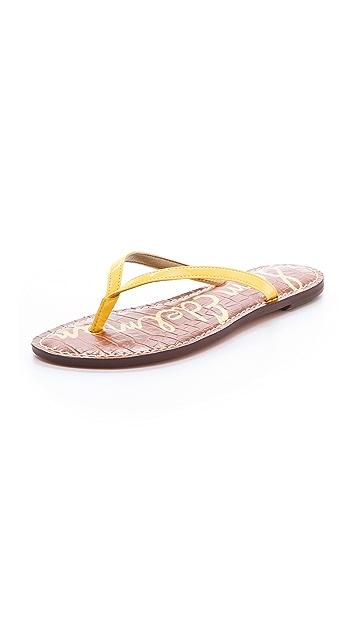 Sam Edelman Gracie Flip Flops