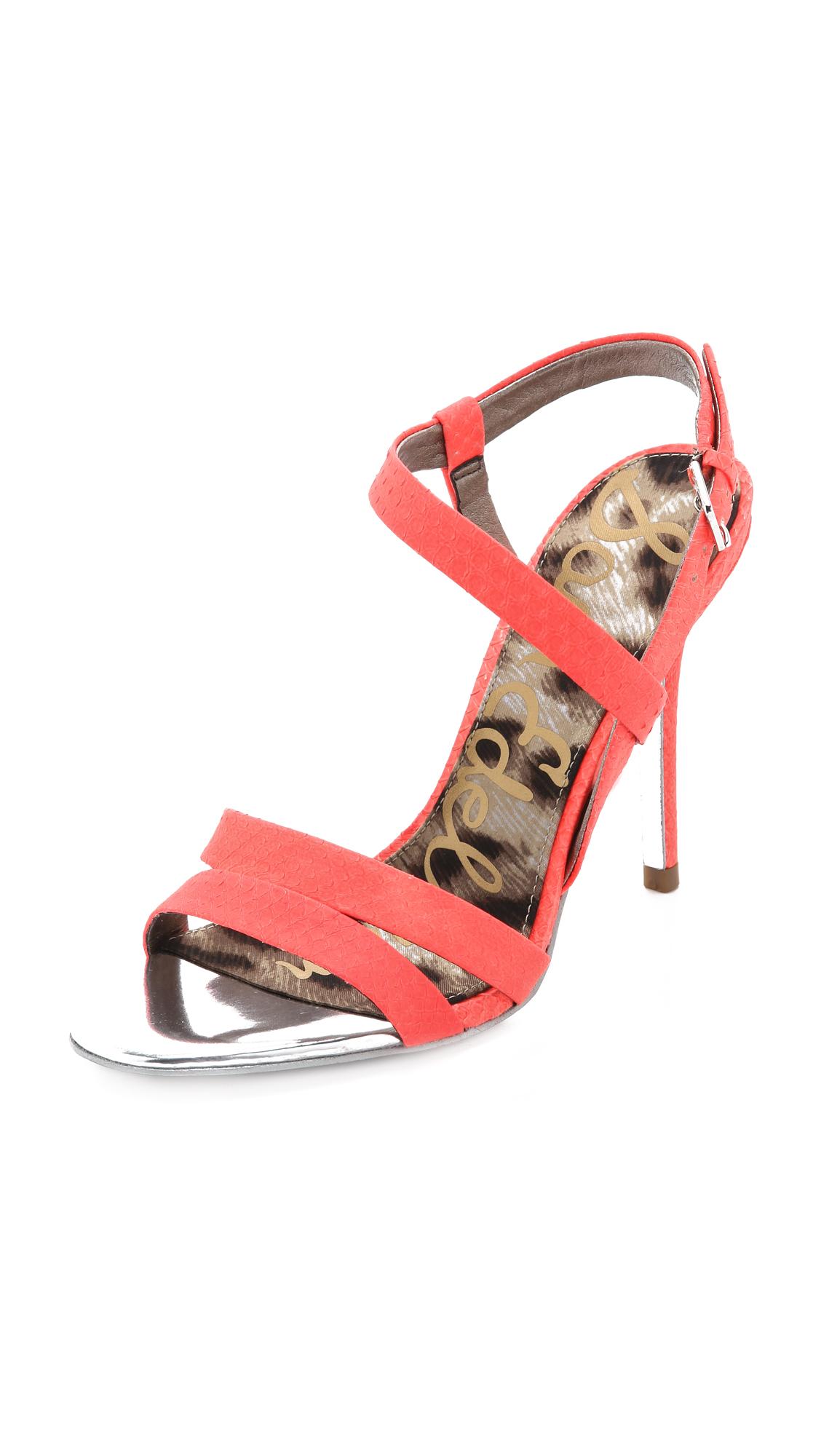 8efb2bbcf4e49 Sam Edelman Abbott High Heel Sandals