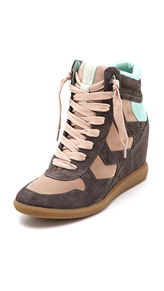 Sam Edelman Bennett Lace Up Sneakers