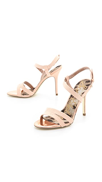 Sam Edelman Abbot Strappy Sandals