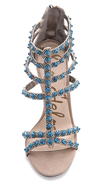 Sam Edelman Alina Jeweled Sandals