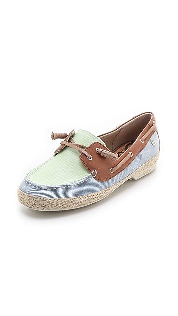 Sam Edelman Sebastian Boat Shoes
