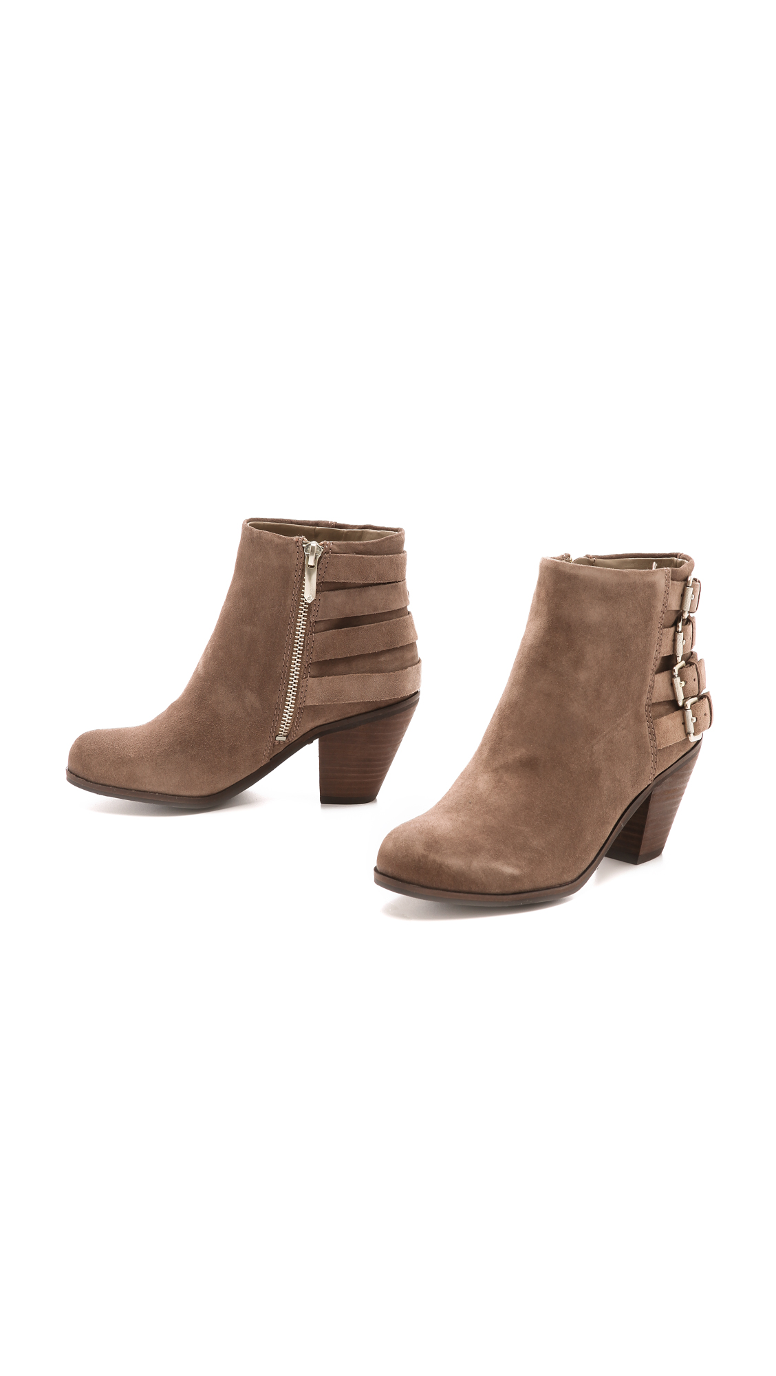 53d037838 Sam Edelman Lucca 4 Buckle Booties