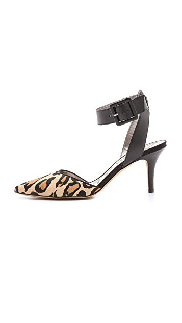 Sam Edelman Okala Ankle Strap Pumps